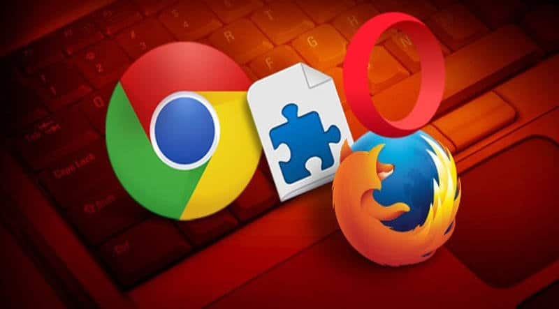 Web browser extensions